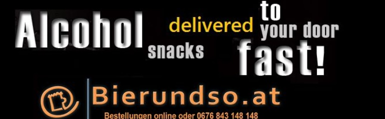 Bierundso is Viennas's Premier Night Delivery Service